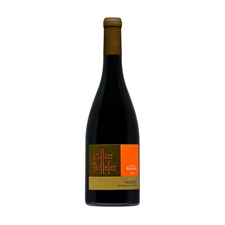Domaine Ollier Taillefer Grande Reserve Rouge Faugeres Bio