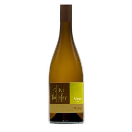 Domaine Ollier Taillefer Allegro Blanc Faugères Bio 2017